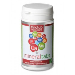fin  Mineraltabs -  minerały dla całej rodziny 110 tabl.