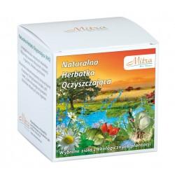Naturalna   z  Polskich Ziół  Herbata  oczyszczająca Jelita  - 30 saszetek