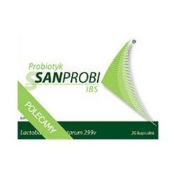 Probiotyk - Sanprobi IBS - 20 kapsułek