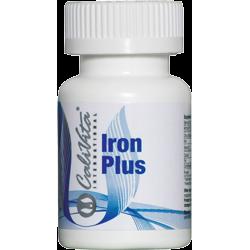 Iron Plus - naturalne  żelazo 100 tabl.