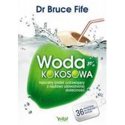 Książka-Woda Kokosowa - dr Bruce Fife