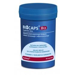 Naturalna witamina BICAPS® B12-ForMen-wegan-60kaps.