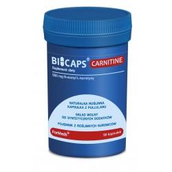 Naturalna - BICAPS® CARNITINE -ForMeds - 60 kaps.