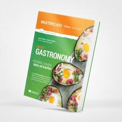 Książka - KetON: Gastronomy - Anna Gudan & Sabina Sztuba