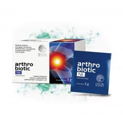 Probiotyk naturalny -  Arthrobiotic NS  63 g  - zaszetki